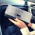 2016 New fashion Women Wallets female cards holders Crocodile PU wallet coin purses girl Long Wallet Elegant lady wallets
