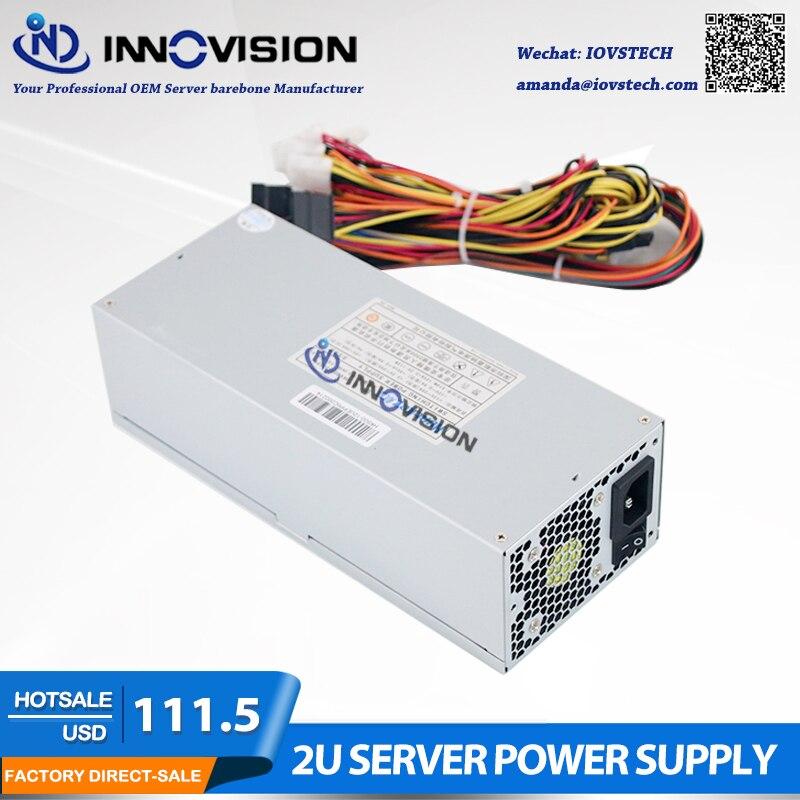 Высокая Эффективность Максимальная выходная 600 Вт промышленных Питание P/S HK600 для 2U/3U случае 2U сервер БП