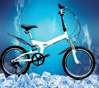 NORWICH 20inch 6speed Folding Mountain bike Double V Brake