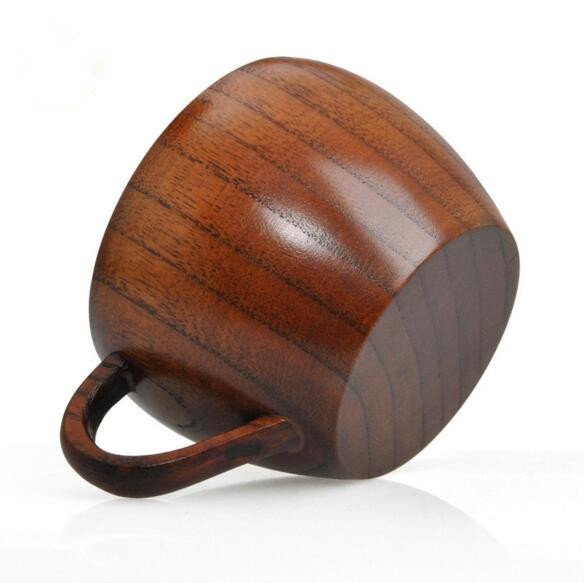 260ml Wooden Eco-friendly Tea Cup