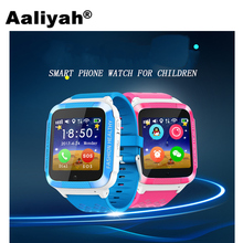 Aaliyah Q15 Touch Screen Children Smart Watch Phone Location With Camera Flashlight SOS Device Tracker for Kids Safe PK Q50 Q100