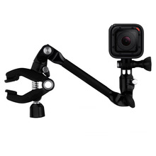 Adjustable Mount Bracket Clip For Sport Action Camera Gopro Xiaomi Yi Used On Musical Instrument Fixed Clip T10