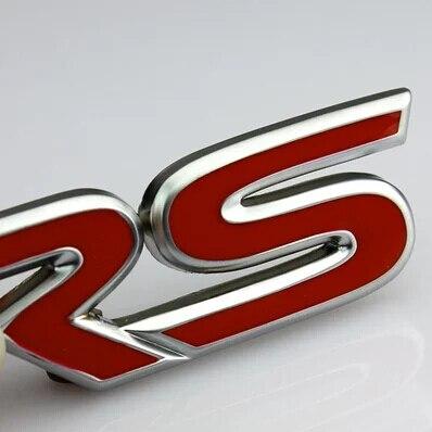 Bora Lavida Vw de coche Parrilla Estilo Metal del Para Insignia Etiqueta Phaeton Touran escarabajo Nacional Lamando Volkswagen Bandera Touareg Emblema wa74Z
