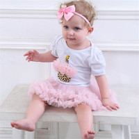 Newborn Baby Girls Long sleeve Clothes Kids Summer Casual Sleeveless Red Romper Jumpsuit Outfits Playsuit +Socks headband 0 24M
