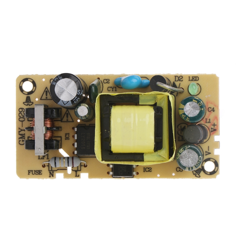 AC-DC 12V 1.5A Switching Power Supply Module AC100-265V Board For Replace Repair For lishao home improvement ac dc 12v 2 5a switching power supply board replace repair module 2500ma 828 promotion
