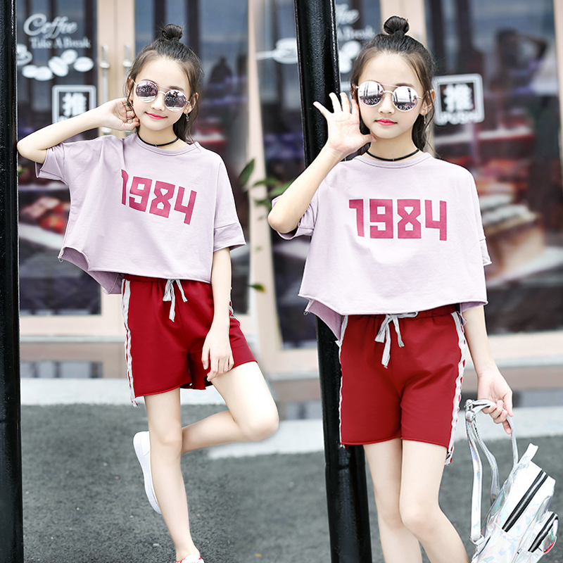 West Sweety Infant Baby Girls 2Pcs Cute Outfits Sunflower Printing Ruffle Sleeve Top Shorts 0-5T