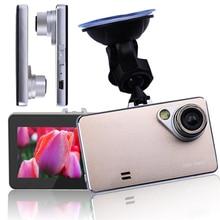 100% Original Del Coche Dvr de 2.4 pulgadas Full HD 1080 P Coche DVR Cámara de Vídeo Grabador Dash Cam HDMI G-Sensor