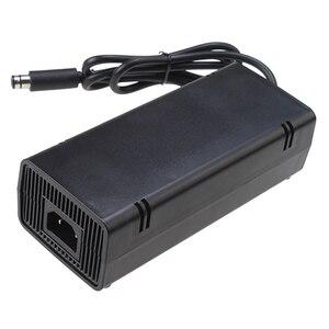 Image 3 - 50pcs Plugue DA UE Adaptador AC Carregador de Energia Cabo de Alimentação Para Microsoft Xbox 360 E