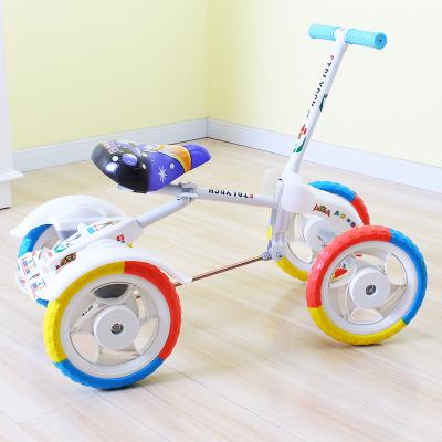 Juguetes de los niños en una bicicleta estática bicicleta niños y niñas regalo de cumpleaños