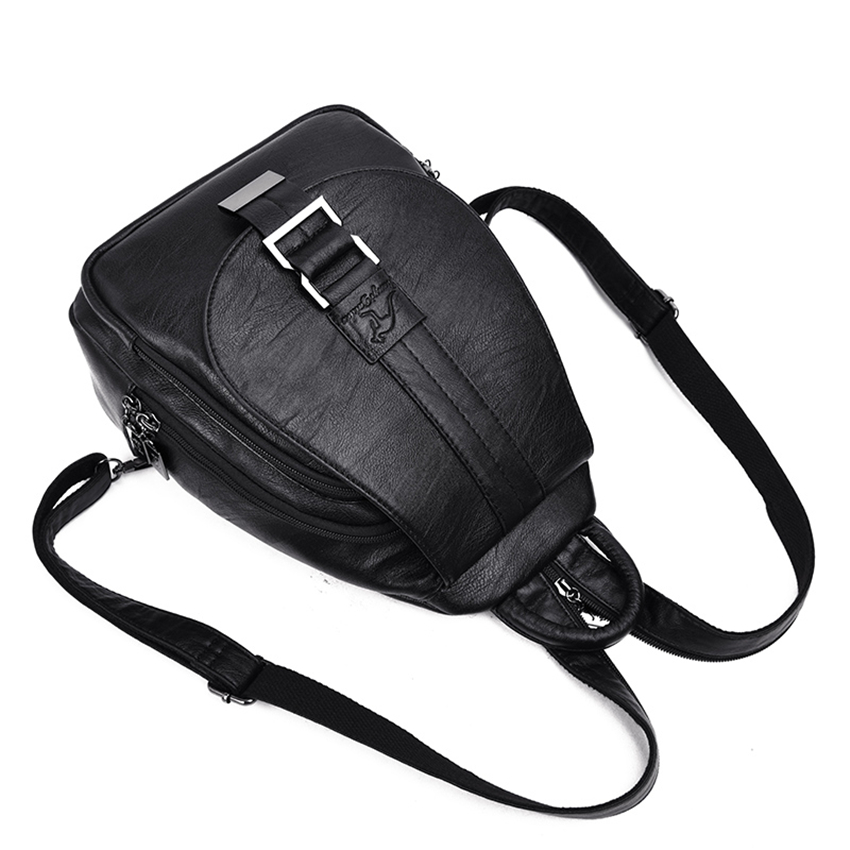 HTB1ZOaaXJfvK1RjSspoq6zfNpXav New 2018 Women Leather Backpacks Vintage Shoulder Bag Winter Female Backpack Ladies Travel Backpack Mochila School Bags For Girl