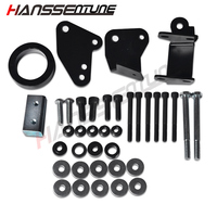 HANSSENTUNE 2WD 4WD Front Bolt In Diff Drop Kit 2 4 For Ranger PX MKII / BT 50 / Everest 2012+
