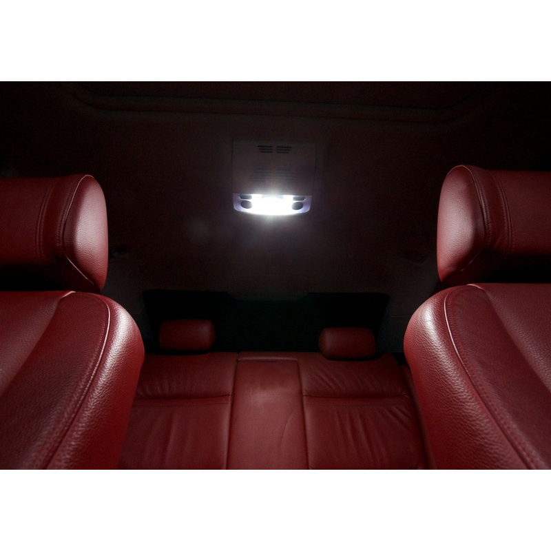 XIEYOU 10шт LED Canbus Комплект внутреннего - Автомобильные фары - Фотография 4