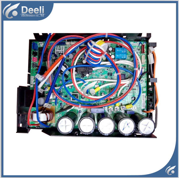 цена на 100% new Original for air conditioning computer board Frequency conversion plate RMXS140EV2C EC09115 PC board