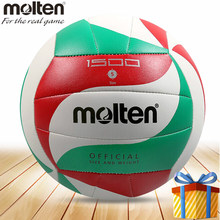 Molten-volley-ball officiel, V4M1500 V5M1500, jeux