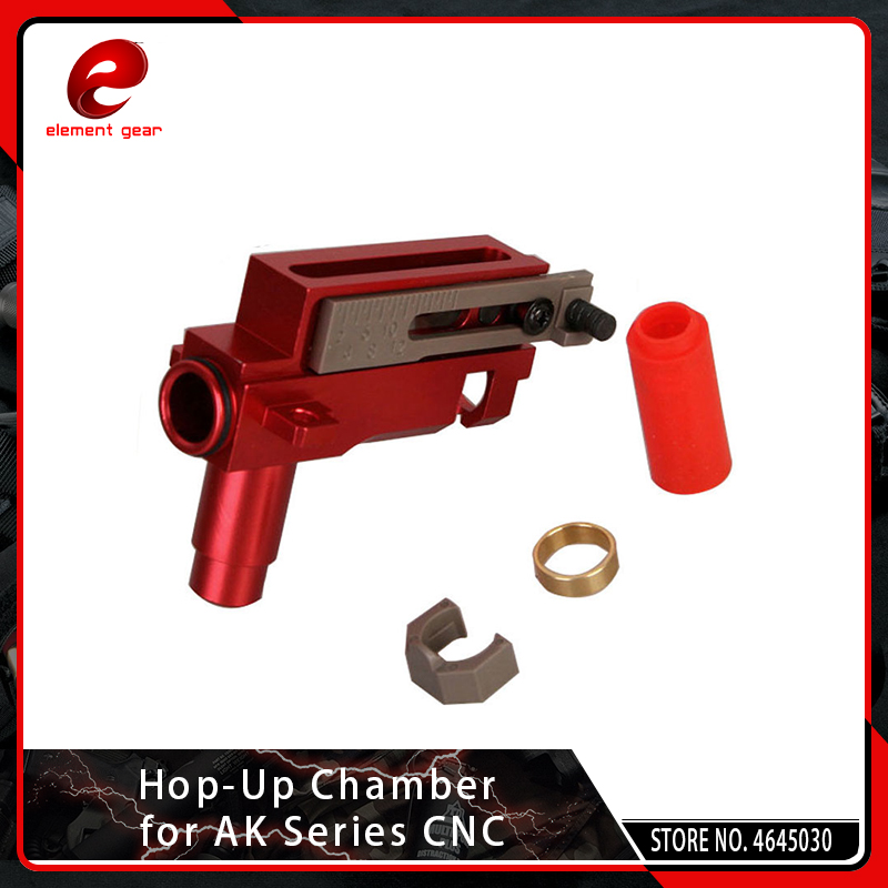 Element Airsoft CNC 7075 Aluminum Hop Up Chamber Set For Airsoft AK Ver.3 AEG/EBB Airsoft Skirmish Hunting Accessories Softair