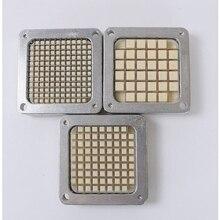 ITOP лезвие из нержавеющей стали для картофельных чипсов машина Коммерческая картофель фри резак слайсер 6 мм 9 мм 13 мм лоскут лезвия для AM-03