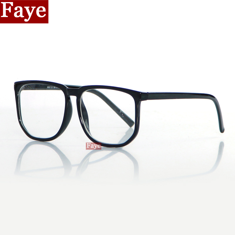 Large Framed Fashion Glasses : 2016 New fashion eyeglasses beautiful colorful Large frame ...