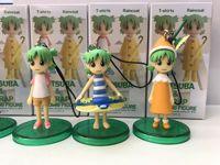 Danboard 6 teile/satz Yotsuba & Strap Trading Action Figure 1/16 Skala Painted PVC Action Figure Sammeln Spielzeug 5 cm KT3363