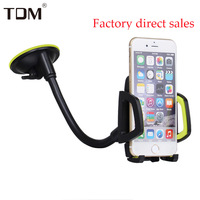 THIRDM 360 Degree Universal Car Mount Holder Windshield Dashboard Suction Cup Mobile Phone Holder Stand For