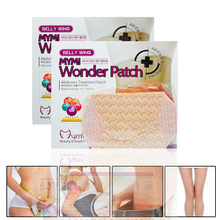 25Pcs/5bagsMYMI Wonder Slimming Patch Belly Slim Patch Abdomen Weight Loss Fat Burning Cream Navel Stick Efficacy Strong  D026