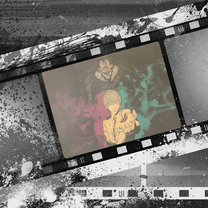 Плоский стикер на стену, знаменитые комиксы Suspense, сноска смерти, плакат на крафт-бумаге, украшение, живопись, наклейки на стену 51,5X36 см