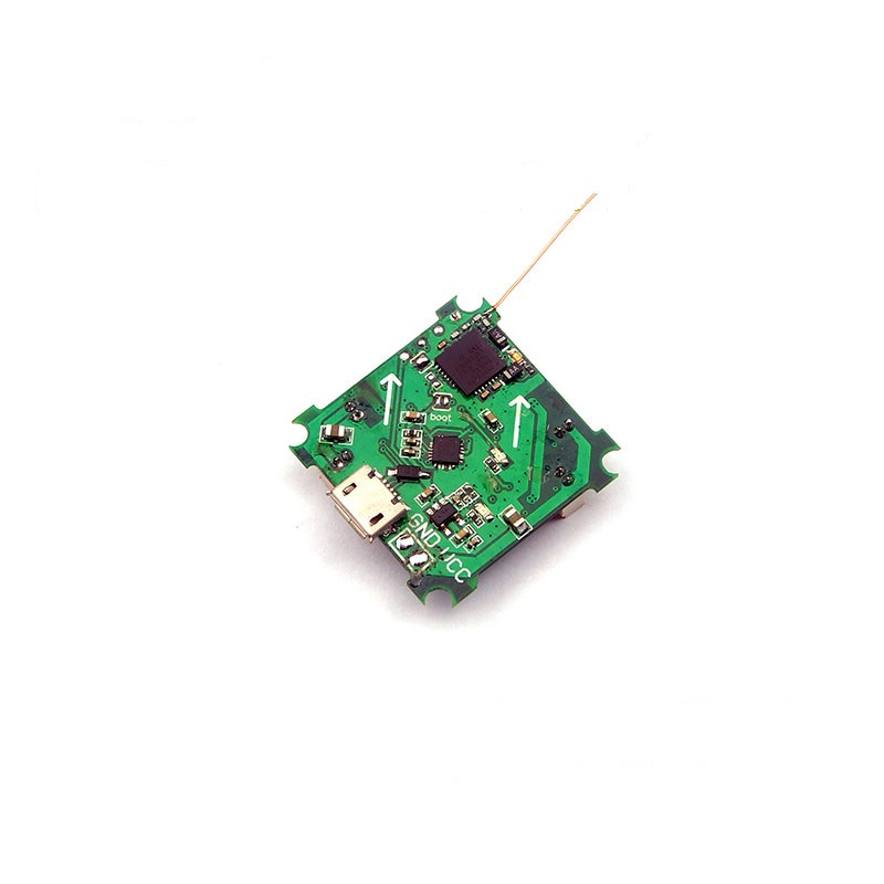 Newest Eachine Beecore F3_EVO_Brushed ACRO Flight Control Board For Tiny Whoop Drone Quadcopter Eachine E010