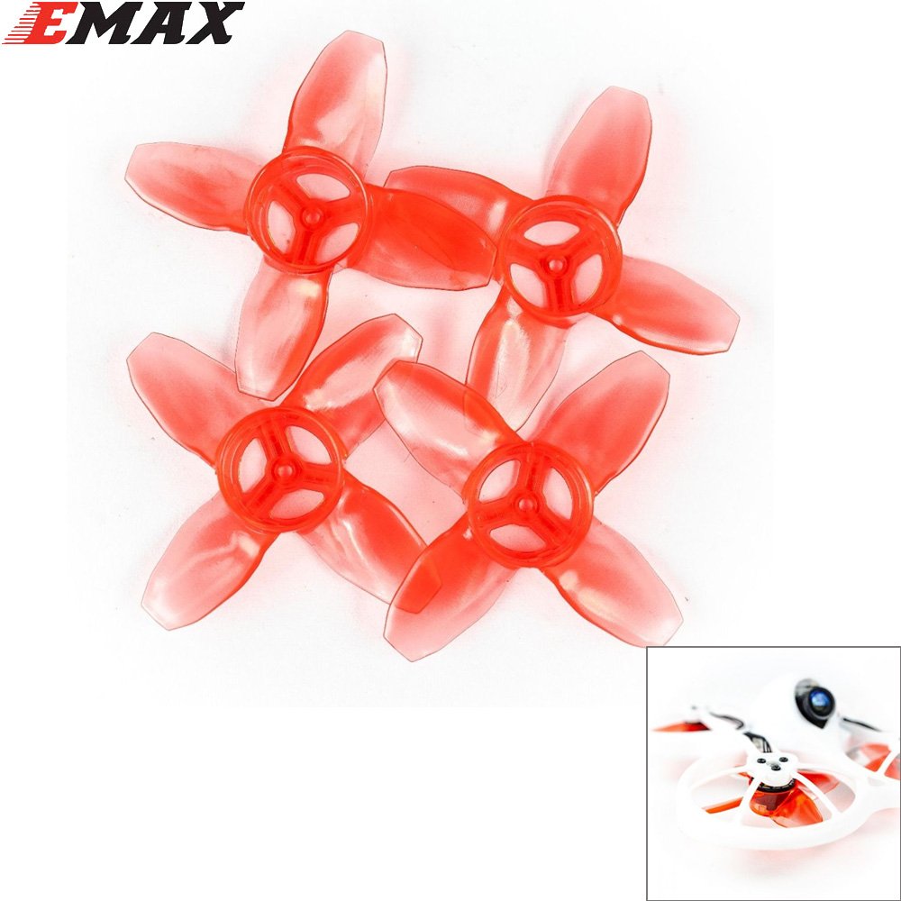 10 Pairs AVAN Rush 2.5 Inch Props 3 blades CW CCW for Emax 1106 Motor 3S to 4S