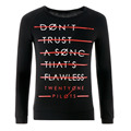 21 Twenty One Pilots new men o-Neck t-shirt men's Casual long sleeve cotton tshirts Spring and winter Fashion man T-shirt 2017