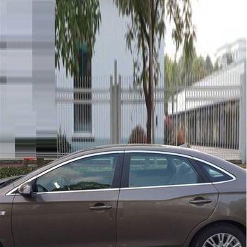 Crom Thân Cây Cửa Sổ Phía Sau Tấm Bên Ngoài Phụ Kiện Mouldings Kiểu Dáng Xe 10 11 12 13 14 15 16 17 18 19 CHO Buick Excelle GT