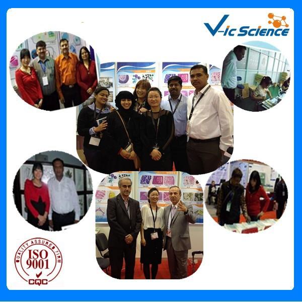 микротоме VCM-202 Гистология Guilds 5