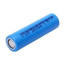 20 قطعة 3.7 فولت 2200 مللي أمبير الأصلي 18650 بطارية ليثيوم أيون قابلة للشحن لمصباح يدوي بطارية الطاقة السجائر الإلكترونية بطاريات