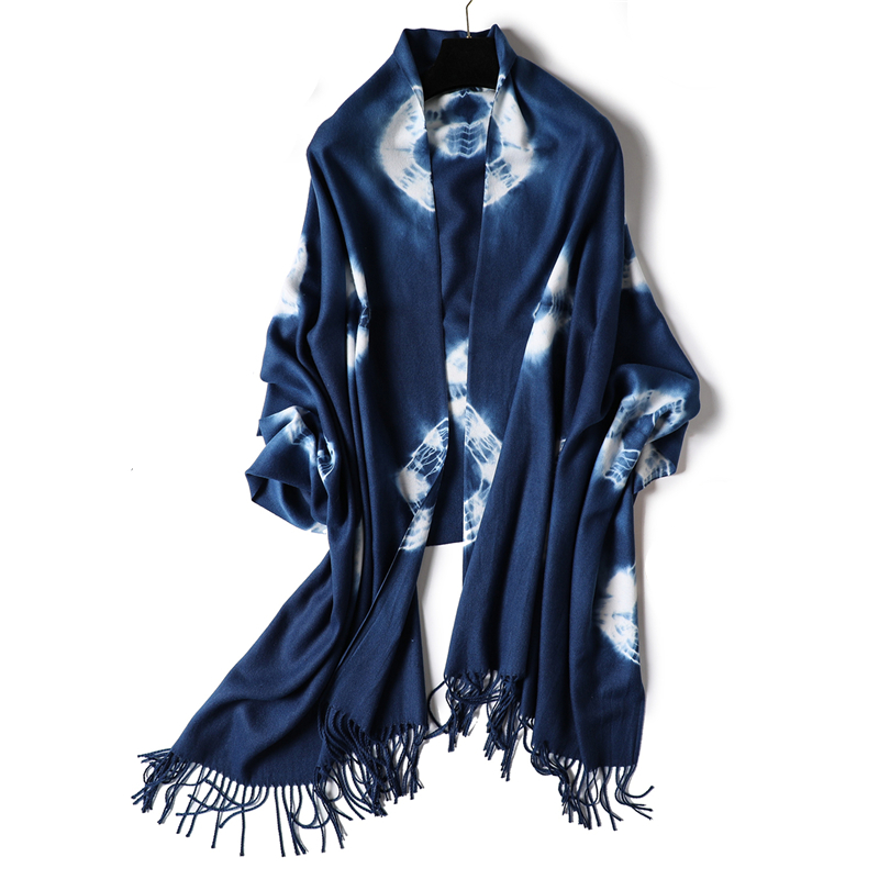 2020 Spring Winter Women Scarf Soft Thick Neck Warm Lady Pashmina Long Size Bandana Female Shawl Wrap Cashmere Scarves Echarpe