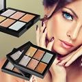 3 Colors Make Up Concealer Contour Palette 3d Face Cover Freckles Acne Face Concealer Cream Bronzer Palette Makeup