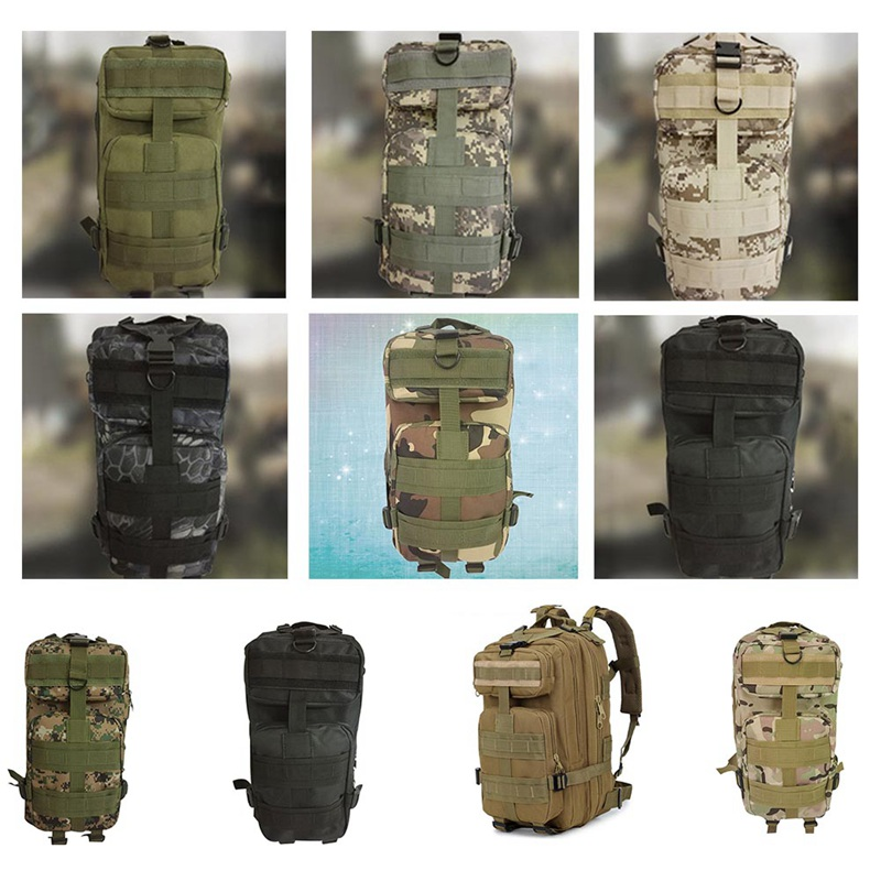 h09 h02 h06 Tattico h03 h04 Militare Esterna h07 Bag Zaino Sport Escursioni Impermeabile h05 h08 Caccia Pesca Dello h10 Camping H01 atH7Wp