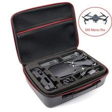For DJI Mavic Pro Waterproof Case Drones Bag Outdoor Capming Handbag Portable Water resistant Box Shoulder for DJI Spark