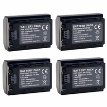 1 pc 2280mAh NP-FZ100 NP FZ100 Camera Battery for Sony NP FZ100 ILCE-9 A7RIII A