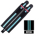 010709 Munhequeira Professional Wrist Strap Durable Wrist Support Crossfit Universal 4 Colors Nylon Sport Safty Wrist Protector