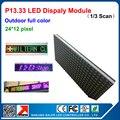 2015 новый p13.33 открытый красочный рекламный светодиодный знак панели RGB дисплей размер модуля 320 мм * 160 мм светодиодный экран афиша светодиодные модули