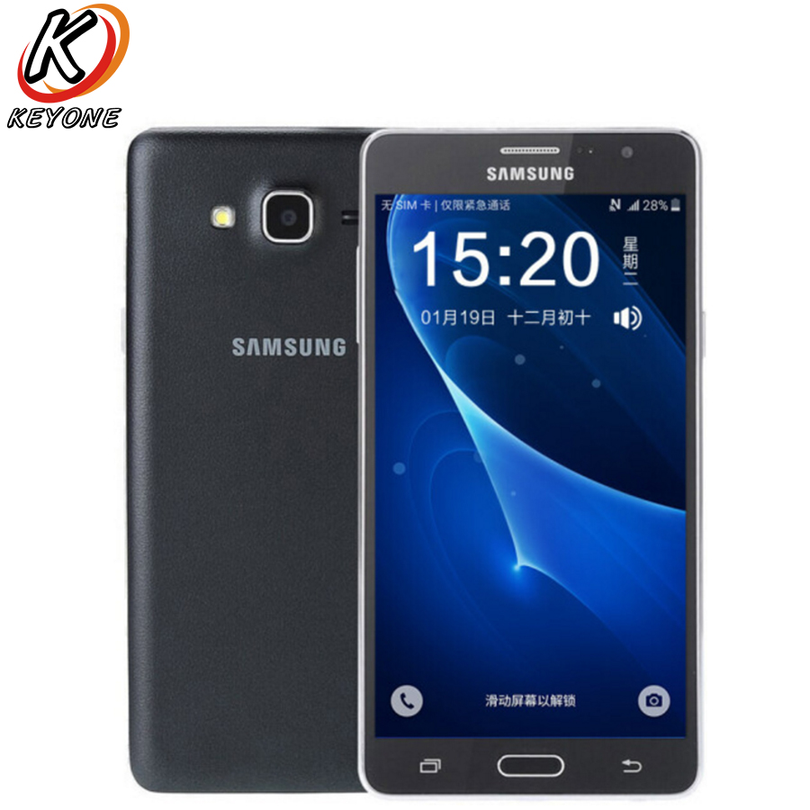 New Original Samsung Galaxy On7 G6000 Mobile Phone 4G LTE Quad Core 5 5 13MP Android