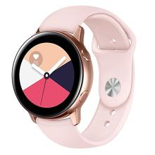 20 мм спортивные часы ремешок для samsung Galaxy часы браслет с шестерней для huawei Часы huami замена часы ремешок 91019