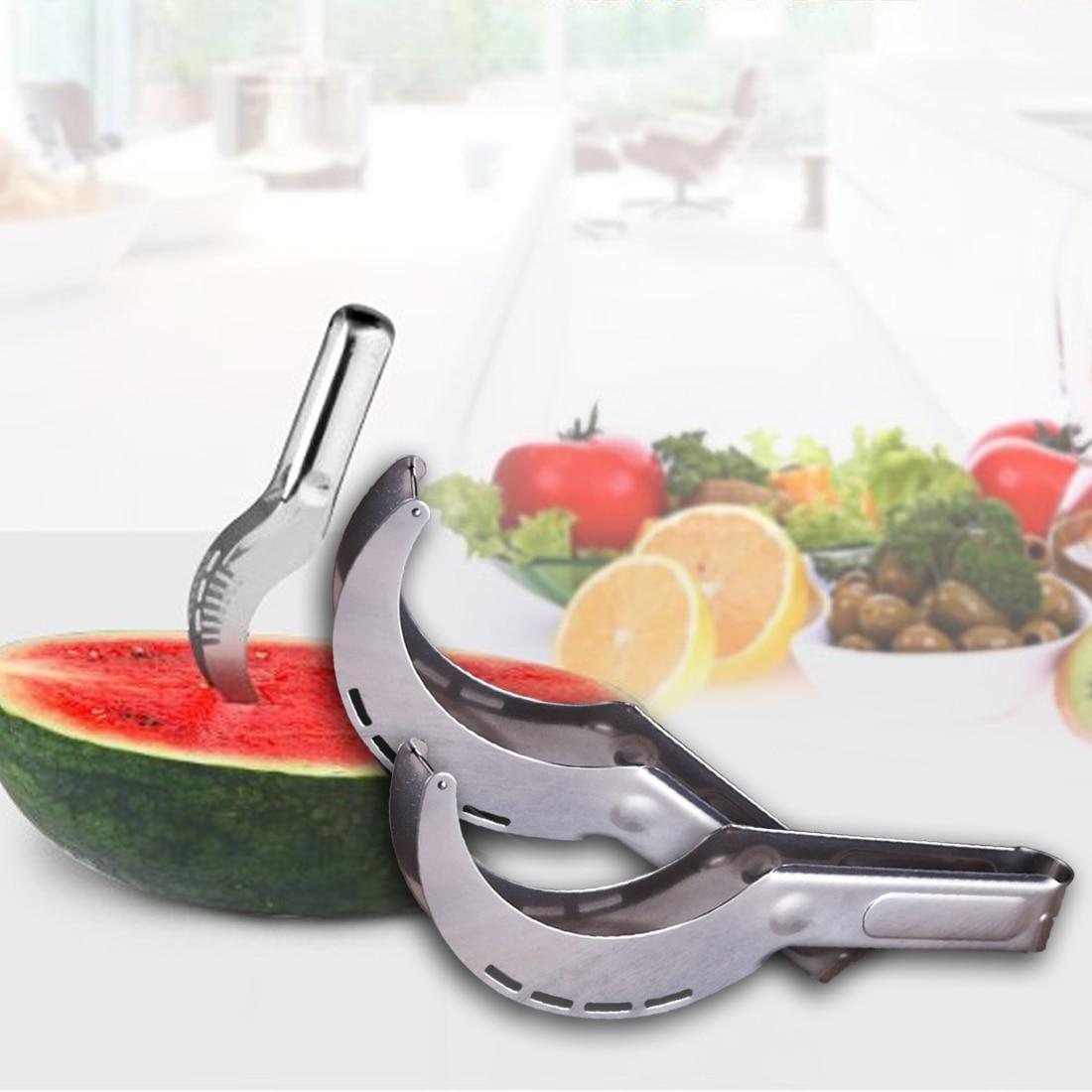 good value new best sale stainless steel fruit watermelon cu
