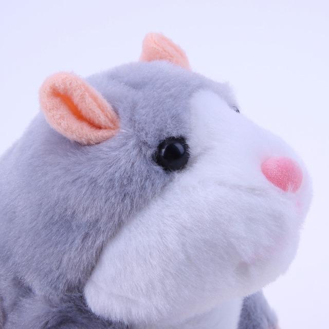 Little Talking Hamster Toy