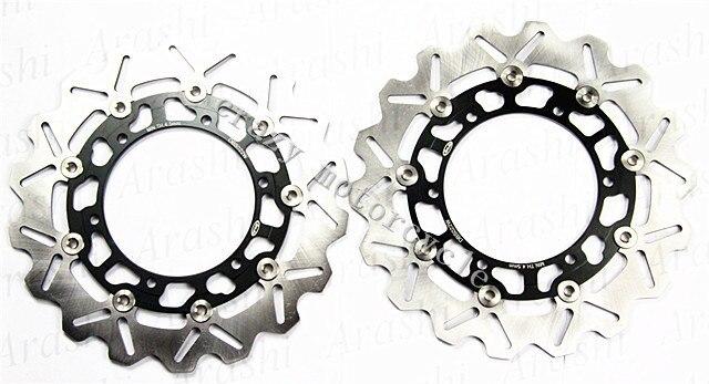 Free shipping moto Front Brake Rotor Disc For YAMAHA XV1900 ROADLINER 2006 XV 1900 XP500 T-MAX500