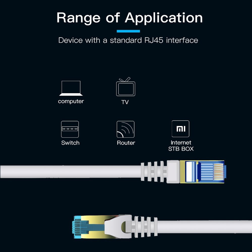 JST39       Cable Utp Network Cable 1mJST39       Cable Utp Network Cable 1m