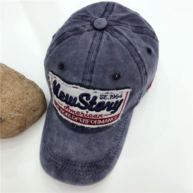 Fashion Brand Letter Adjustable baseball cap