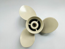 Aluminum Propeller 9-1/4x9 Fits Yamaha Outboard 9.9HP 15HP 63V-45952-00-EL 9 1/4 9 63V-45952 66m 85540 01 66m 85540 00 cdi coil unit for yamaha outboard engine f9 9 f15 t9 9