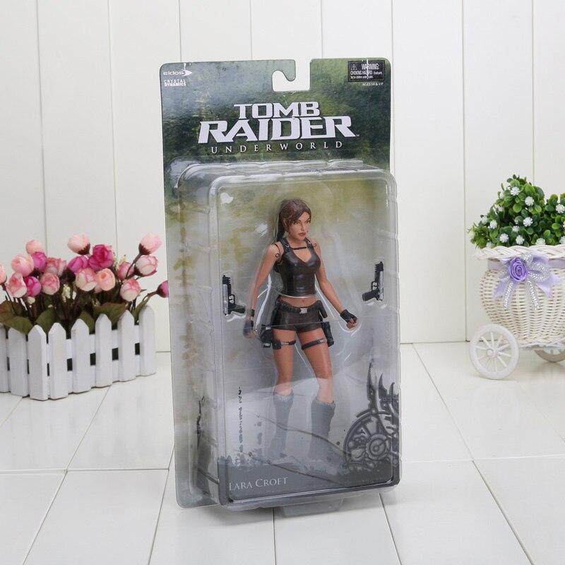 Hang Neca Tomb Raider Underworld Lara Croft Pvc Action