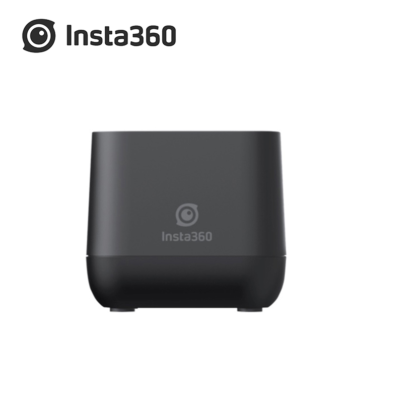 Insta360 Charging Station  Micro USB Battery Charger Hub For Insta360 ONE X Panoramic Camera 60 Minutes Fast Charging-in 360   Video Camera Accessories from Consumer Electronics    1