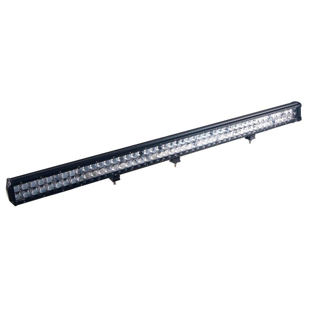 Weketory 44 дюймов 480 Вт 4D светодиодный свет бар для трактора лодка Offroad 4WD 4x4 грузовик внедорожник ATV Спот Наводнение Combo луча 12 В 24 В