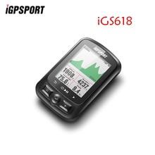 IGPSPORT IGS618 ANT+ GPS Computer Bike Bicycle Bluetooth Wireless Stopwatch Waterproof Cycling Bike Sensor Speedometer Computer недорого